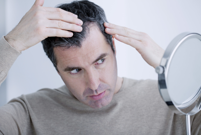 Some Hair-raising news!  Science comes one step closer to the holy grail of curing baldness