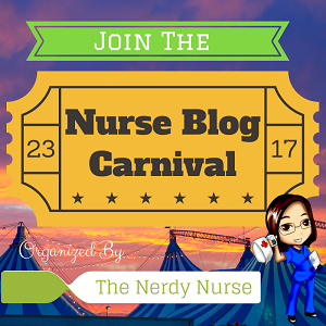 Nurse Blog Carnival - The Nerdy Nurse - 300x300