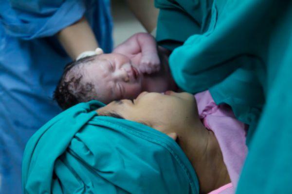 Womb transplant babies